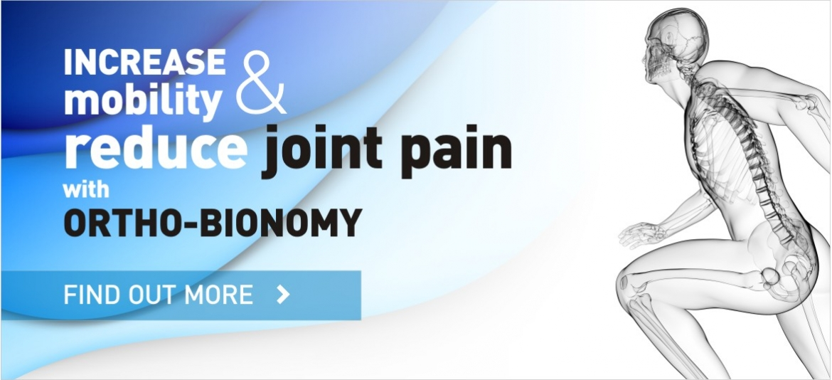Ortho-Bionomy - Increase Mobility and Reduce Joint Pain